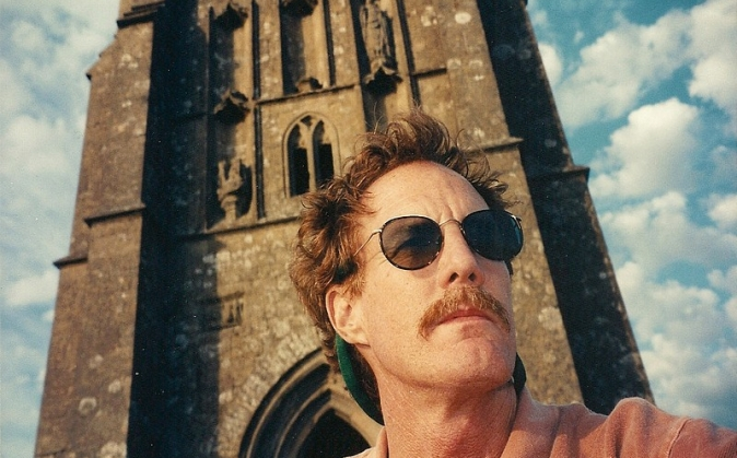 The Tor, Glastonbury_Rusty Cruthcer April 1996