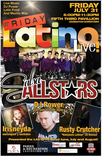 "Official ""Romances Latinos"" CD Release Party"